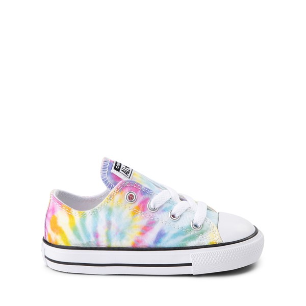 Main view of Converse Chuck Taylor All Star Lo Tie Dye Sneaker - Baby / Toddler - Multi