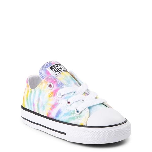 alternate image alternate view Converse Chuck Taylor All Star Lo Tie Dye Sneaker - Baby / ToddlerALT1
