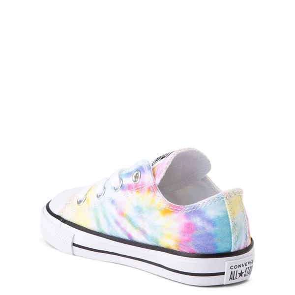 alternate image alternate view Converse Chuck Taylor All Star Lo Tie Dye Sneaker - Baby / ToddlerALT2