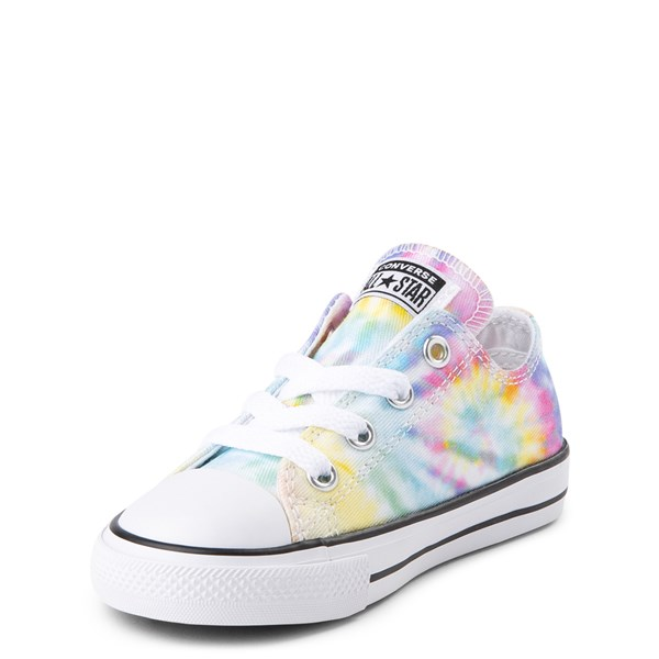 alternate image alternate view Converse Chuck Taylor All Star Lo Tie Dye Sneaker - Baby / ToddlerALT3