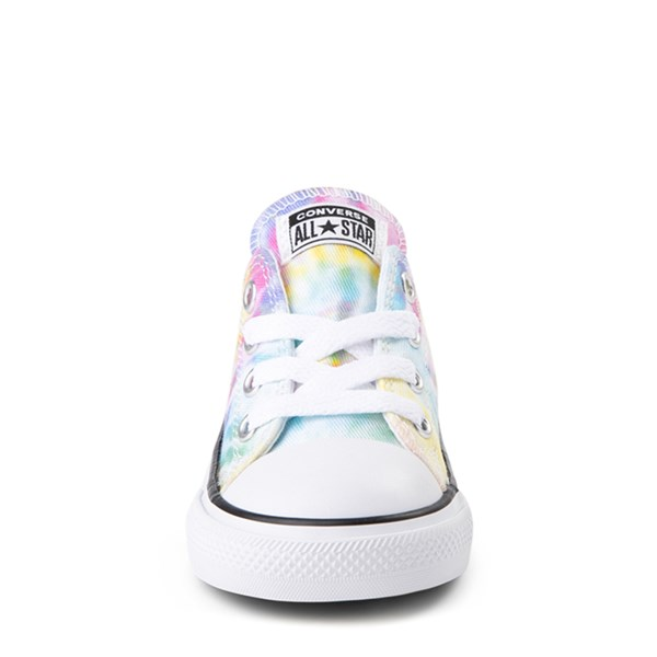 alternate image alternate view Converse Chuck Taylor All Star Lo Tie Dye Sneaker - Baby / ToddlerALT4