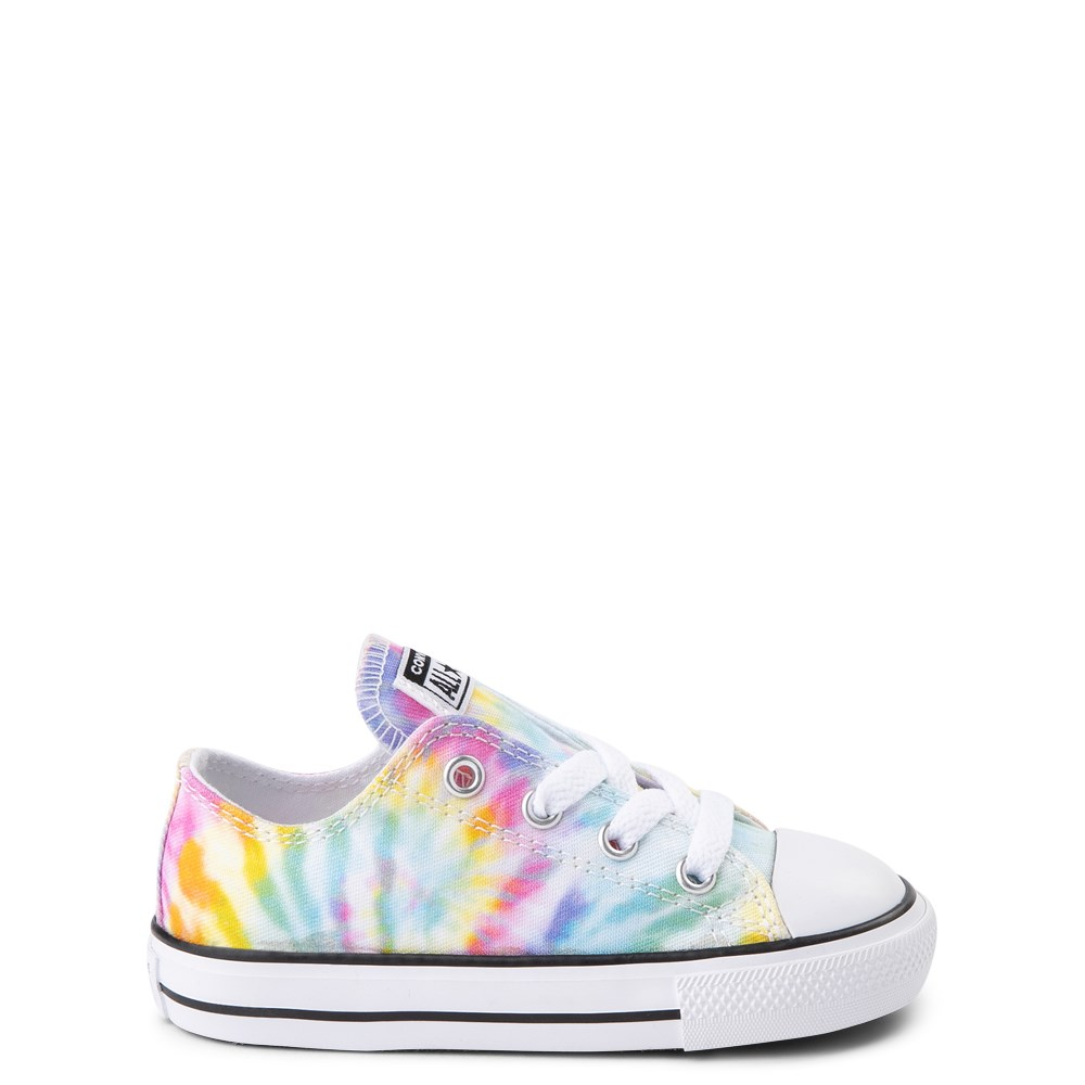 Converse Chuck Taylor All Star Lo Tie Dye Sneaker - Baby / Toddler