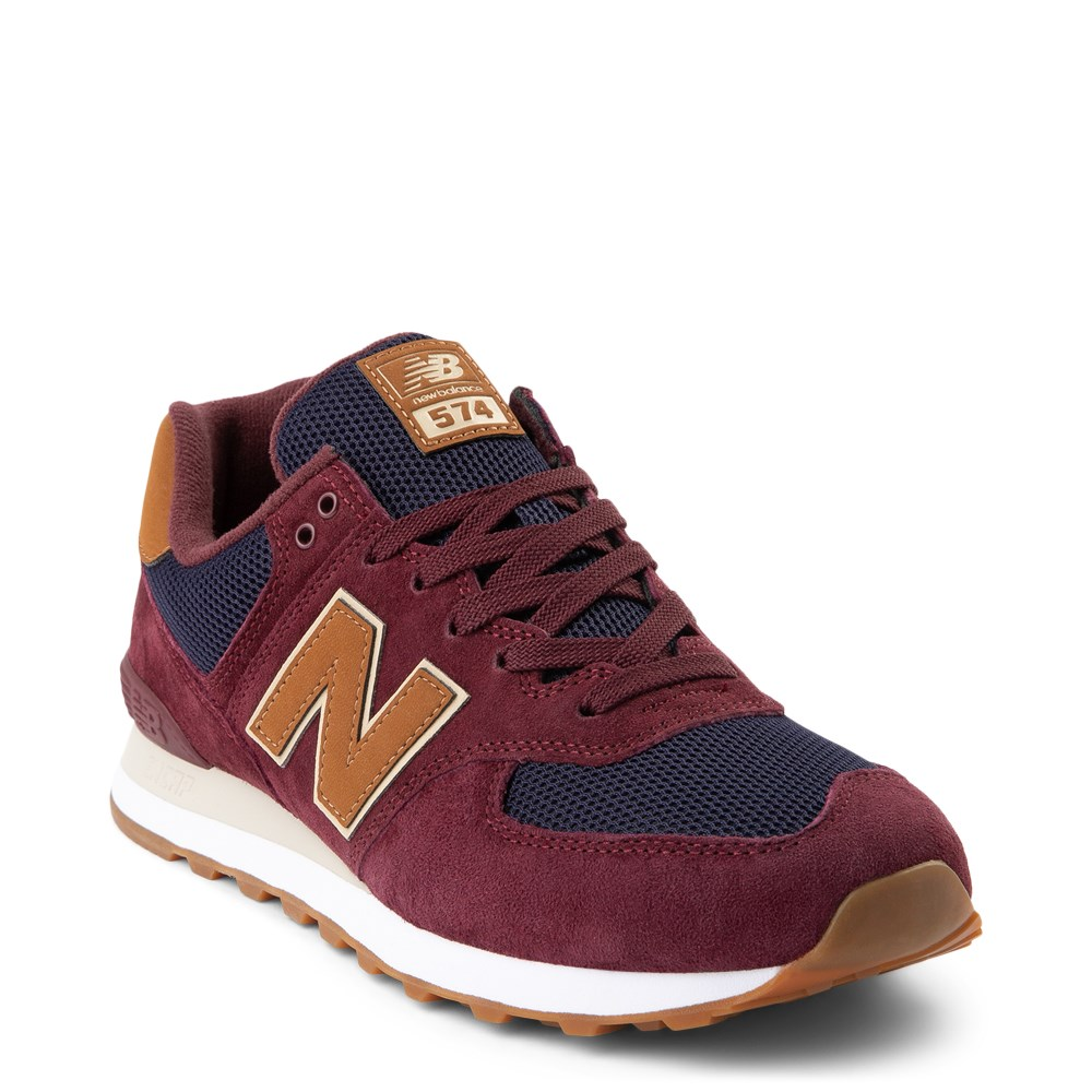 official photos 1e928 608b0 Mens New Balance 574 Athletic Shoe