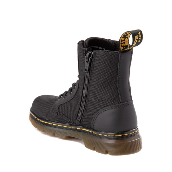 alternate image alternate view Dr. Martens Combs Boot - Big Kid - BlackALT1