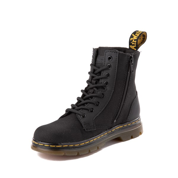 alternate image alternate view Dr. Martens Combs Boot - Big Kid - BlackALT2