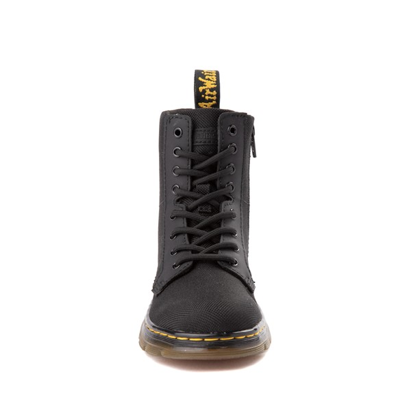 alternate image alternate view Dr. Martens Combs Boot - Big Kid - BlackALT4