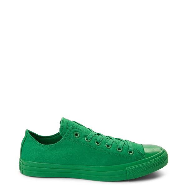 Main view of Converse Chuck Taylor All Star Lo Monochrome Sneaker - Green