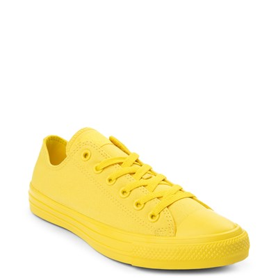 Alternate view of Converse Chuck Taylor All Star Lo Monochrome Sneaker - Aurora Yellow
