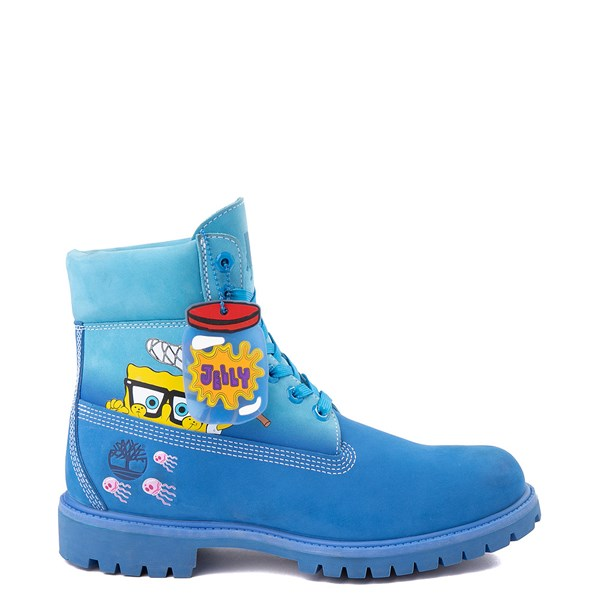 """Mens Timberland Spongebob Squarepants™ 6"""" Classic Boot"""