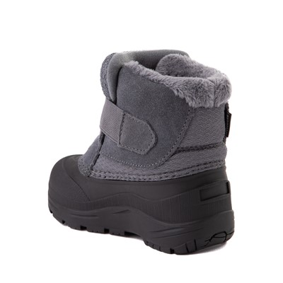 Alternate view of The North Face Alpenglow II Boot - Toddler - Zinc Grey / Black