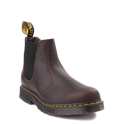 Alternate view of Dr. Martens 2976 Snowplow Chelsea Boot - Cocoa