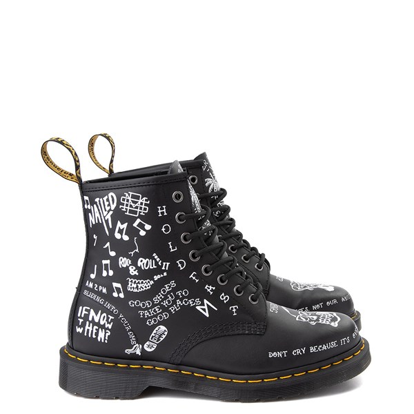 Dr. Martens 1460 8-Eye Scribble Boot