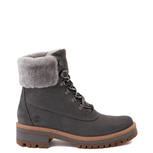 Womens Timberland Courmayeur Valley Shearling Boot
