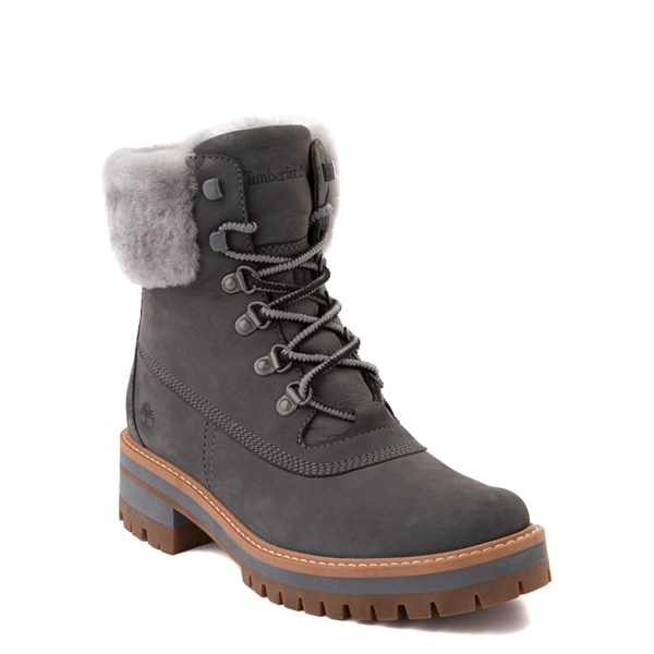 alternate image alternate view Womens Timberland Courmayeur Valley Shearling BootALT1