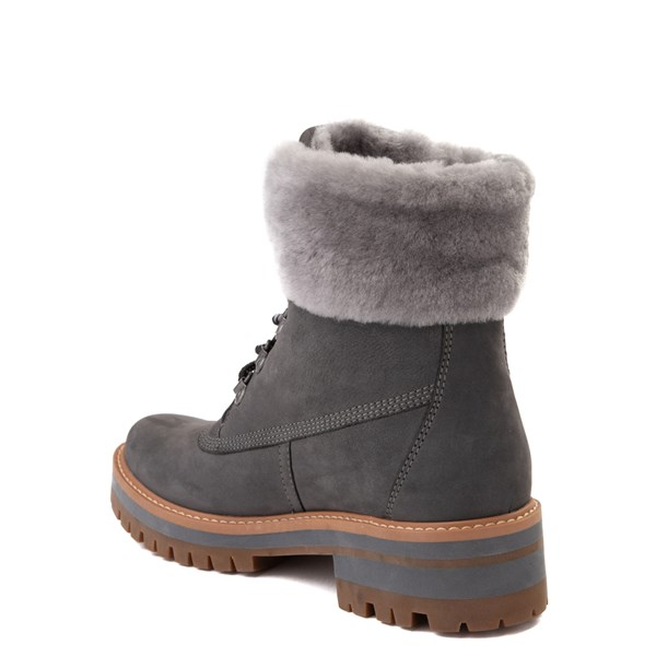 alternate image alternate view Womens Timberland Courmayeur Valley Shearling BootALT2