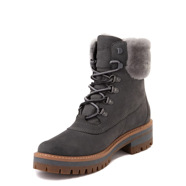 alternate image alternate view Womens Timberland Courmayeur Valley Shearling BootALT3