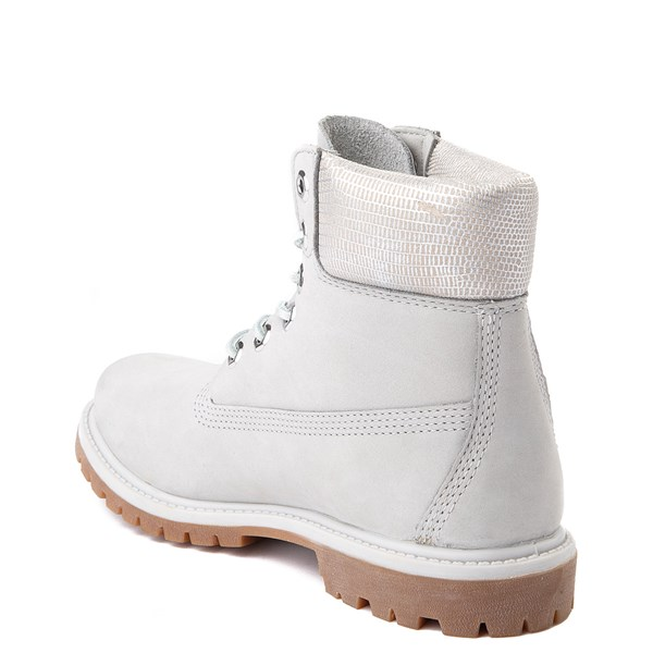 "alternate image alternate view Womens Timberland 6"" Premium Metallic Collar BootALT2"