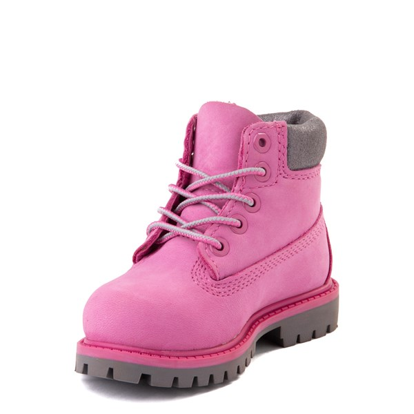 "alternate image alternate view Timberland 6"" Classic Boot - Toddler / Little KidALT3"