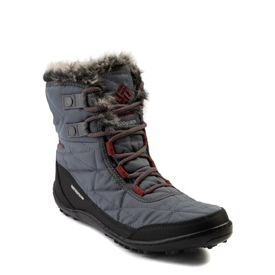 Alternate view of Womens Columbia Minx Shorty Boot