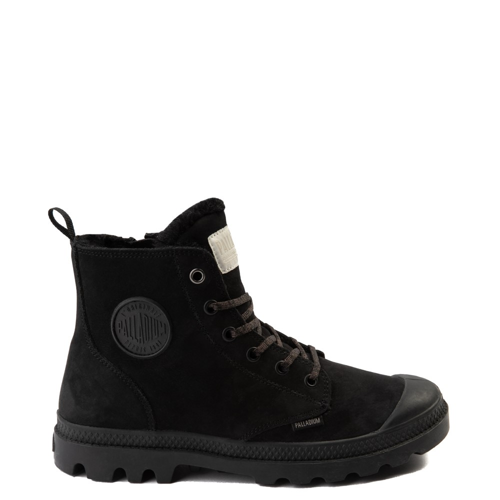 Womens Palladium Pampa Hi Zip Boot