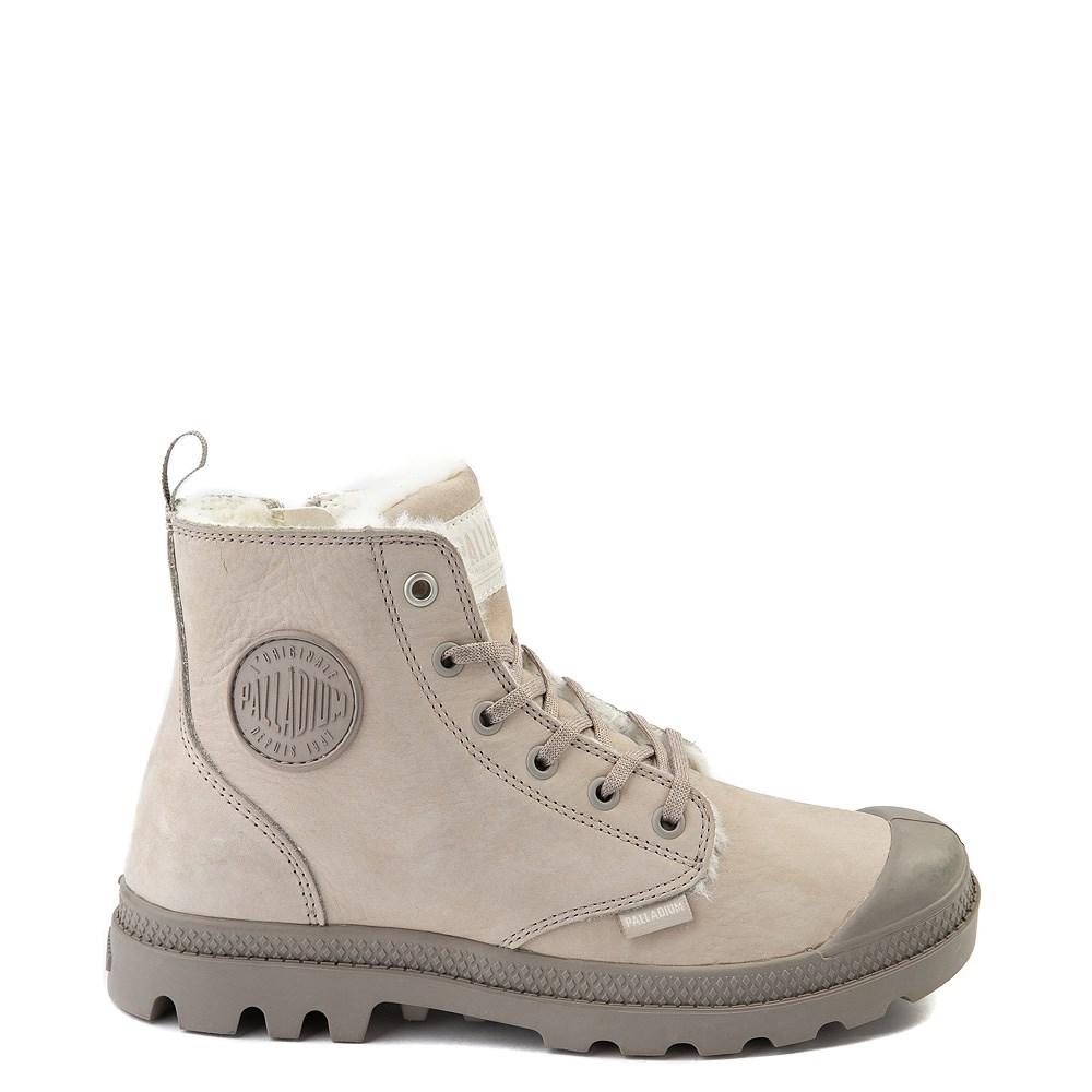 Womens Palladium Pampa Hi Zip Boot