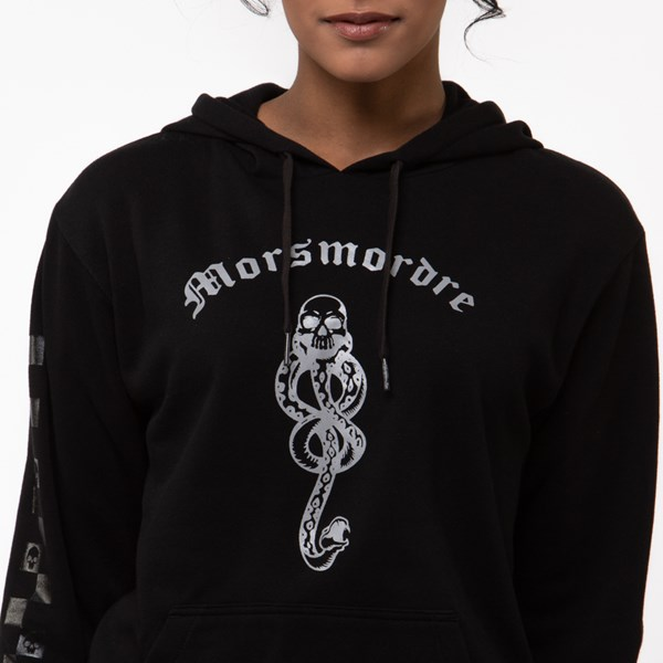 alternate image alternate view Womens Vans x Harry Potter Dark Arts HoodieALT4