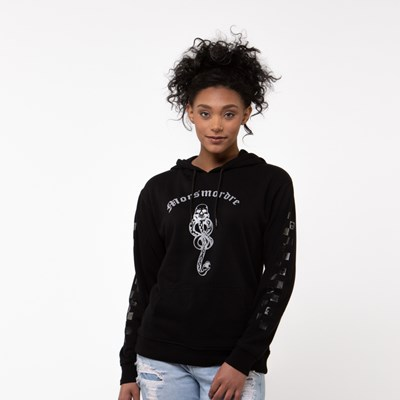 Main view of Womens Vans x Harry Potter Dark Arts Hoodie