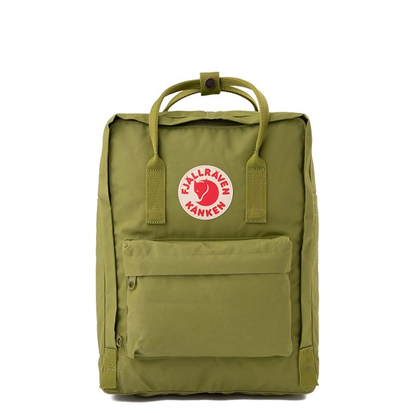 Main view of Fjallraven Kanken Backpack - Guacamole