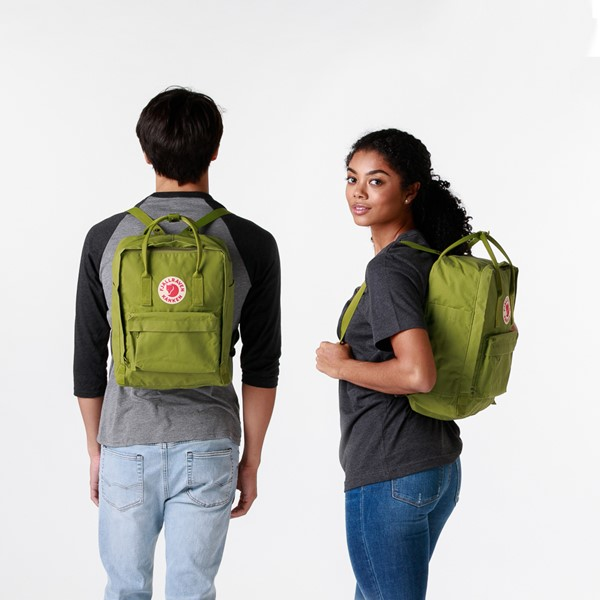 alternate image alternate view Fjallraven Kanken Backpack - GuacamoleALT1BADULT