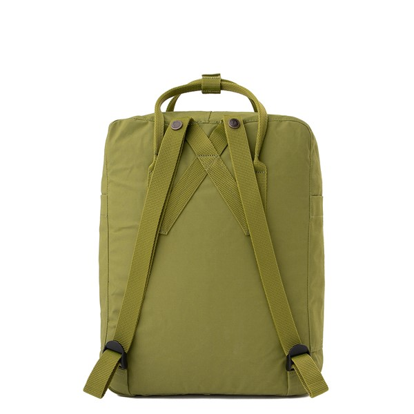 alternate image alternate view Fjallraven Kanken Backpack - GuacamoleALT2