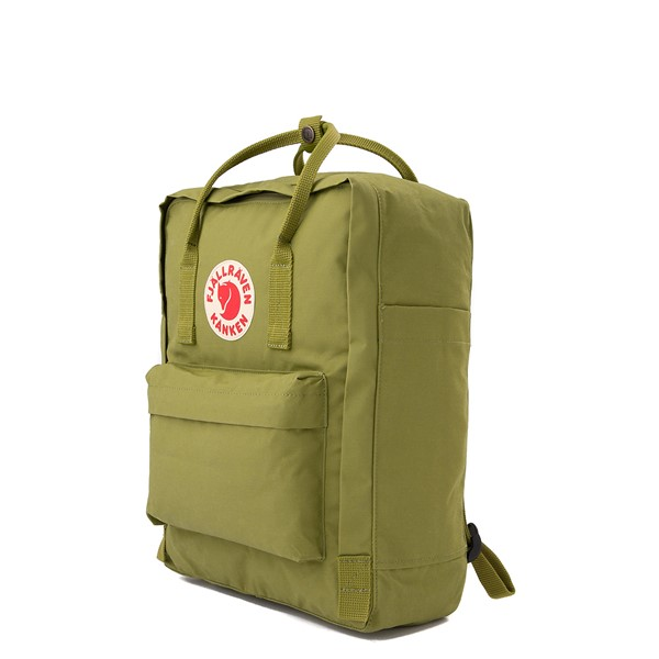 alternate image alternate view Fjallraven Kanken Backpack - GuacamoleALT4