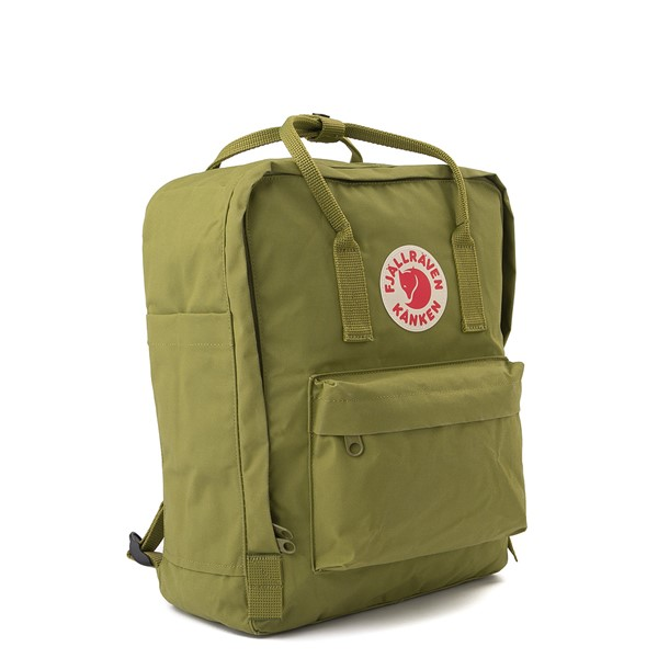 alternate image alternate view Fjallraven Kanken Backpack - GuacamoleALT4B