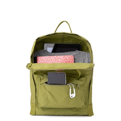 Alternate view of Fjallraven Kanken Backpack - Guacamole
