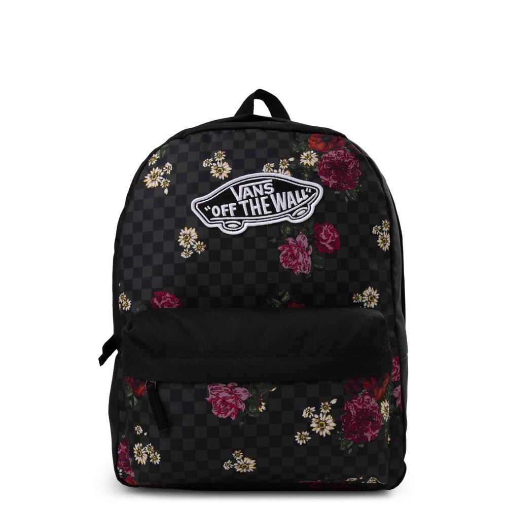Vans Realm Flowercheck Backpack