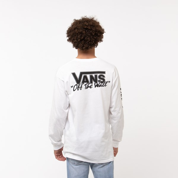 Mens Vans BMX Long Sleeve Tee