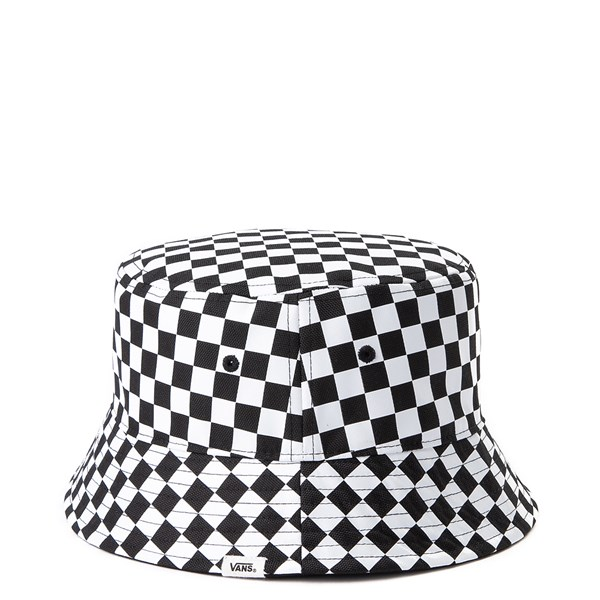 alternate image alternate view Vans Drizzle Drop Checkered Bucket HatALT1
