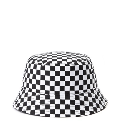 Main view of Vans Drizzle Drop Checkered Bucket Hat