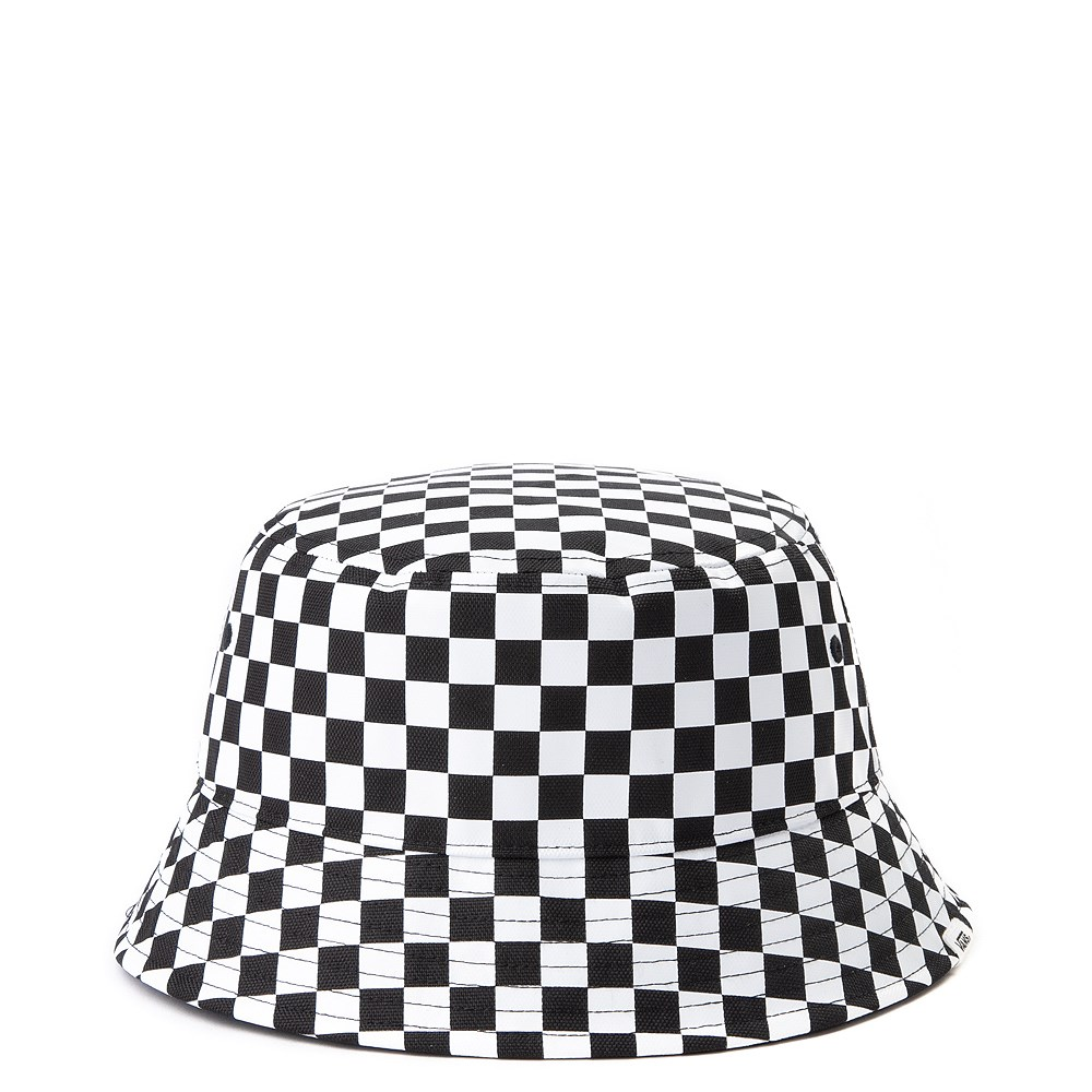 Vans Drizzle Drop Checkered Bucket Hat