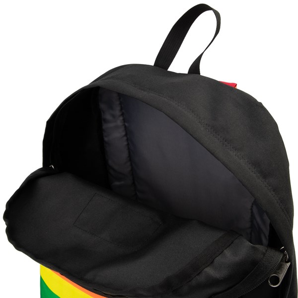 alternate image alternate view JanSport High Stakes Rainbow Dream BackpackALT3