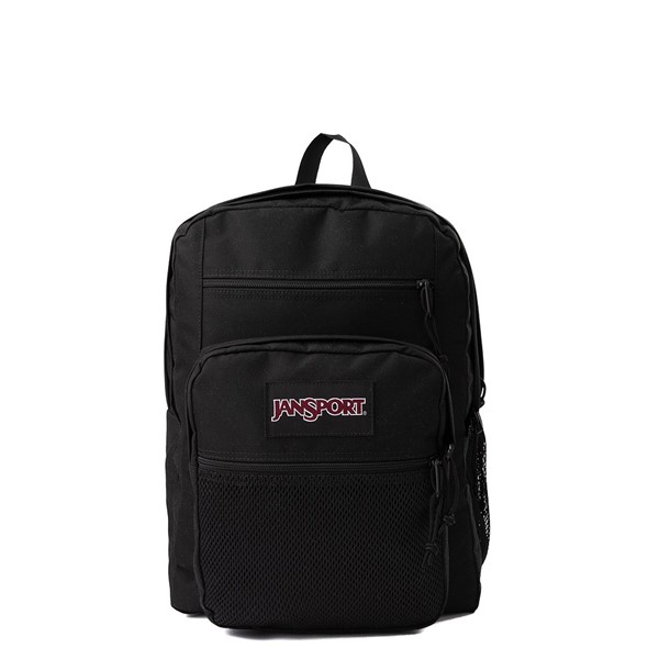 Main view of JanSport Big Student Backpack - Black