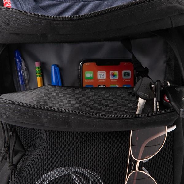 alternate image alternate view JanSport Big Student Backpack - BlackALT3B