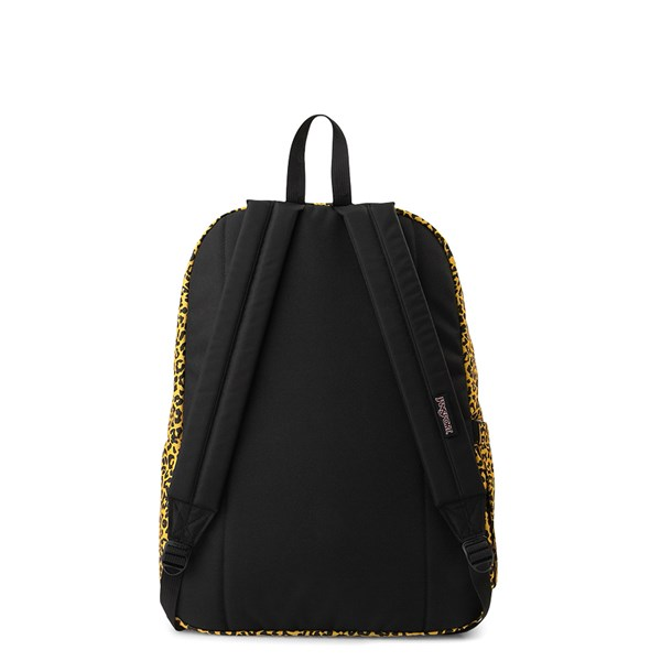 alternate image alternate view JanSport Ashbury Leopard Life BackpackALT1B