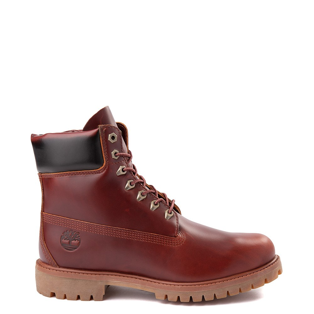 "Mens Timberland Heritage 6"" Boot - Brown"