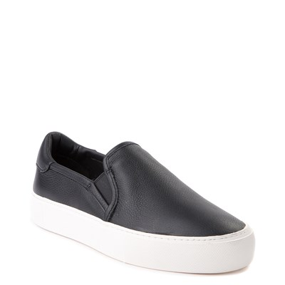 Alternate view of Womens UGG® Jass Slip On Casual Shoe - Black