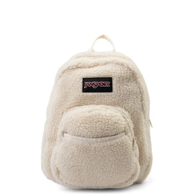 Main view of JanSport Half Pint FX Sherpa Mini Backpack