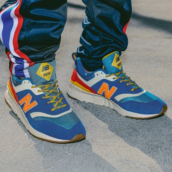 alternate image alternate view Mens New Balance 997H Athletic ShoeB-LIFESTYLE1