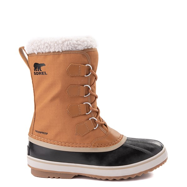 Mens Sorel Pac Nylon Boot - Camel