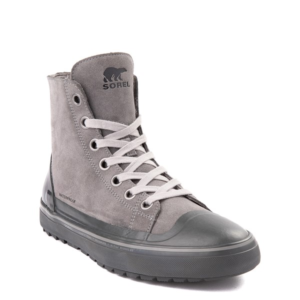 alternate image alternate view Mens Sorel Cheyanne™ Metro Hi Boot - QuarryALT5