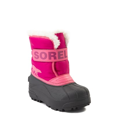 Alternate view of Sorel Snow Command Boot - Toddler