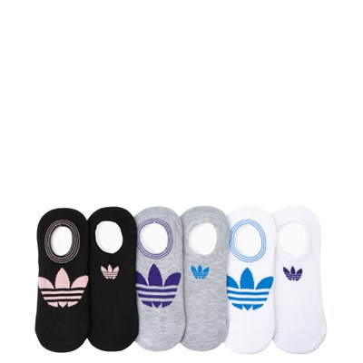 Main view of Womens adidas Trefoil Superlite Liners 6 Pack